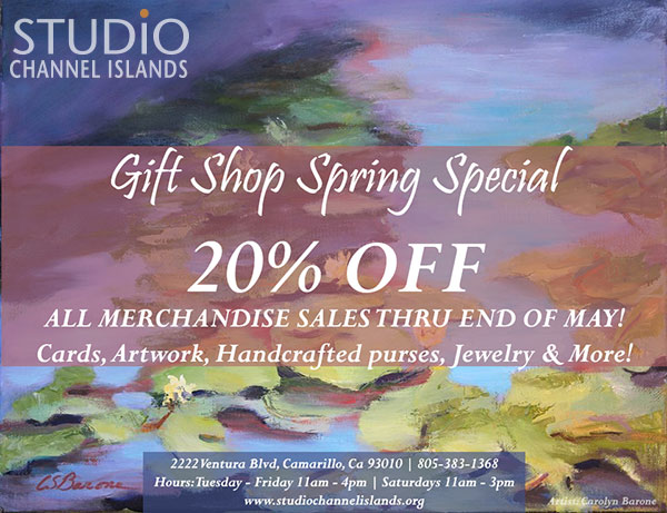Gift Shop Spring Special