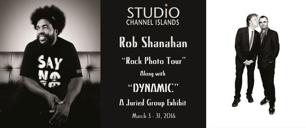 Rob Shanahan Rock Tour
