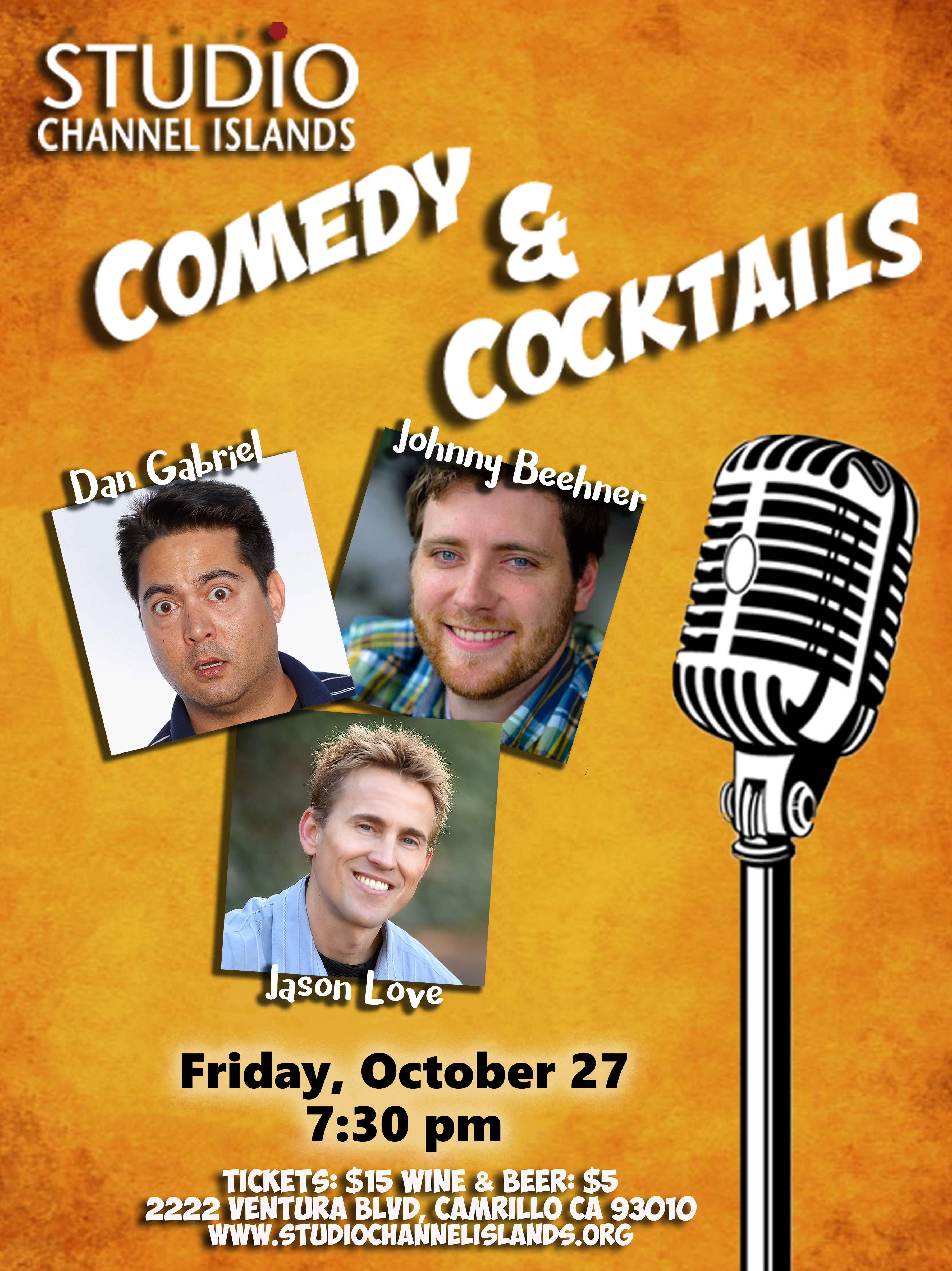 171027 comedy and cocktails